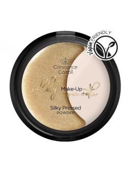 Puder prasowany Silky Make-up Smooth